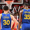 NBA Rumors: Kevin Durant Felt Like 'Second Fiddle' to Steph Curry