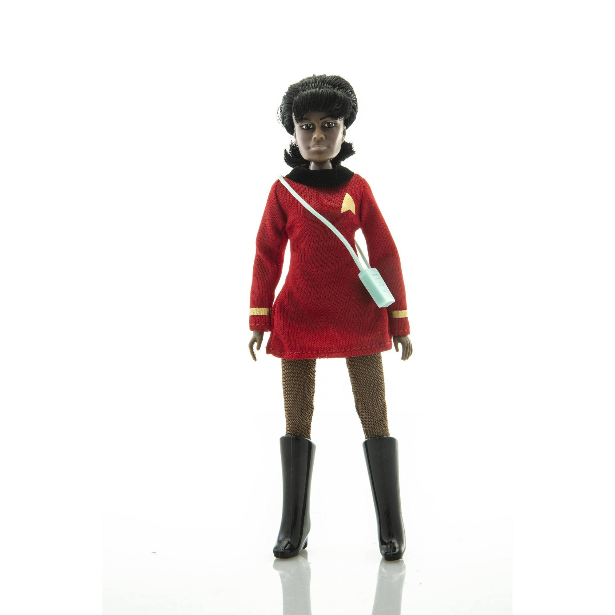 Mego 8-Inch Star Trek Uhura Action Figure