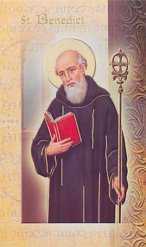 Biography of ST Benedict