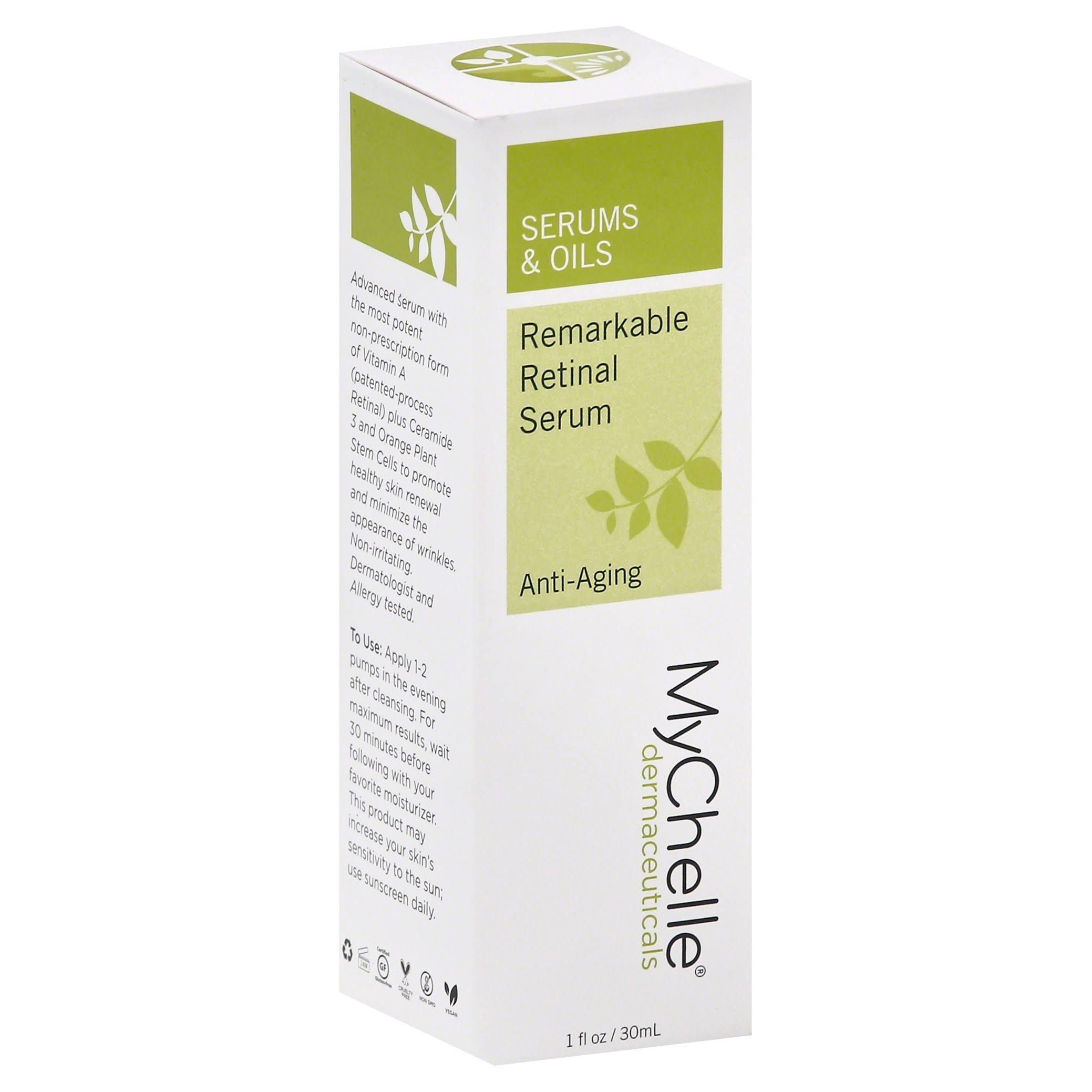 MyChelle Dermaceuticals Remarkable Retinal Serum - 30ml
