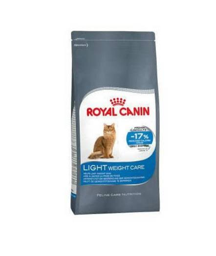 Royal Canin Cat Food Light - 2 kg