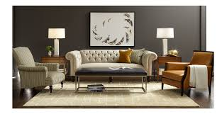 Bobs Living Room Table by Chester Collection Tufted Sofa Mitchell Gold Bob Williams