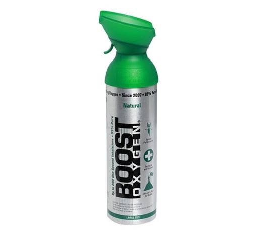 Boost Oxygen 95 Percent Pure Oxygen - Natural, Large