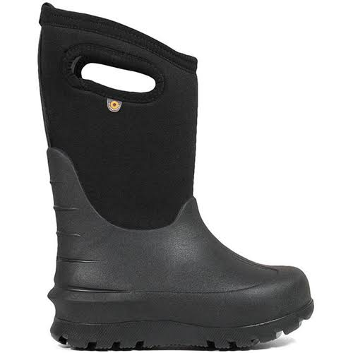 Bogs Neo-Classic Insulated Boots Black 1 Kids
