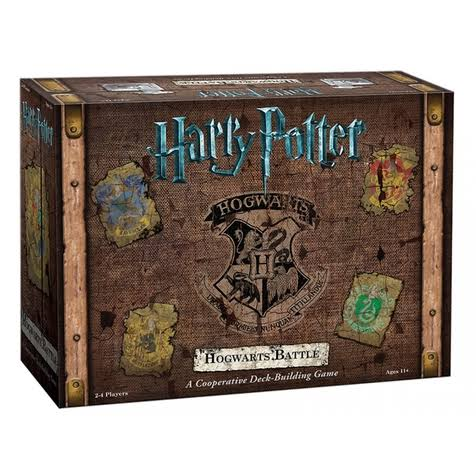 Harry Potter: Hogwarts Battle - A Cooperative Deck-Building Game