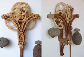 sheet wood sizes designing wooden gear clocks