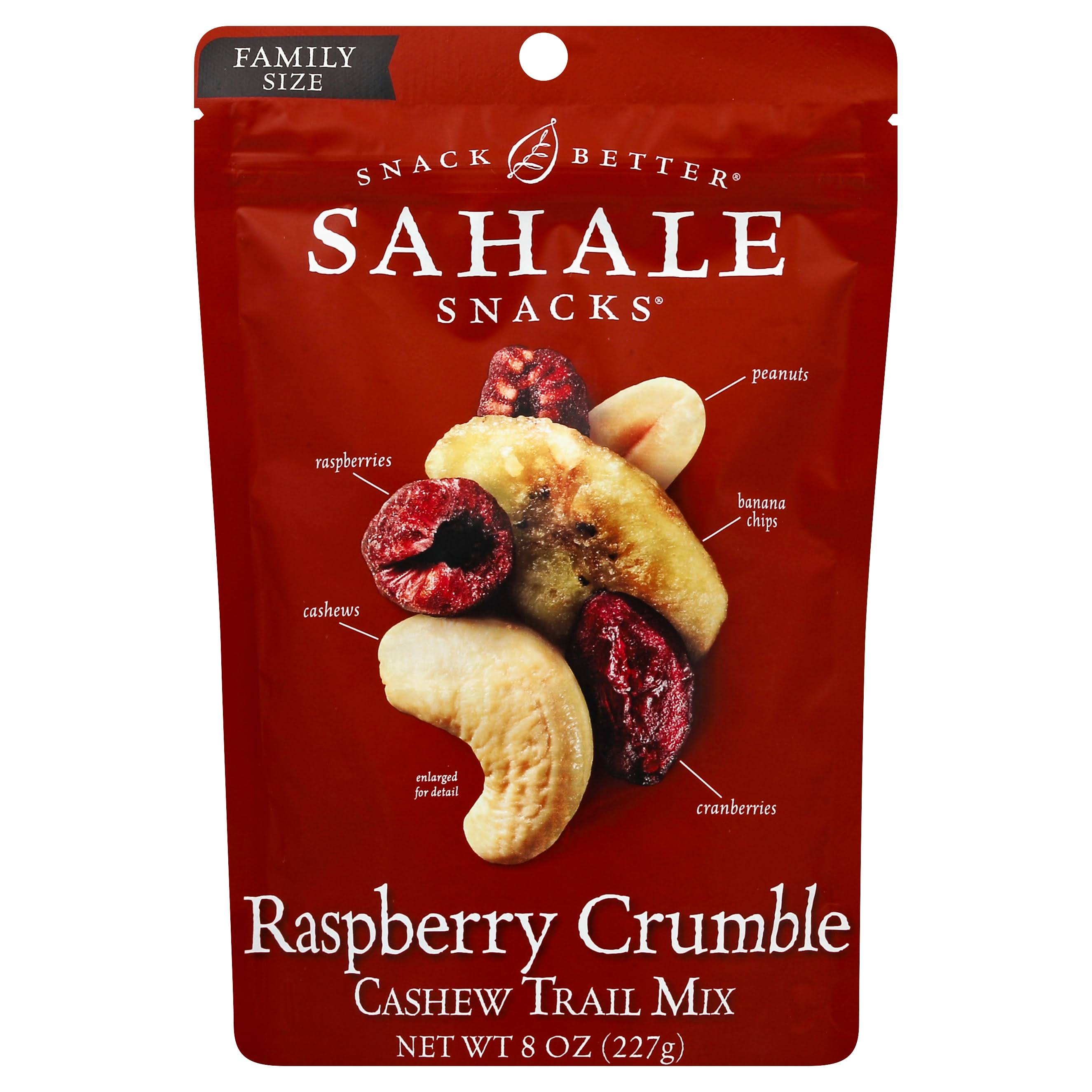 Sahale Snacks Nut Blends Cashew Mix - Raspberry Crumble, 8oz