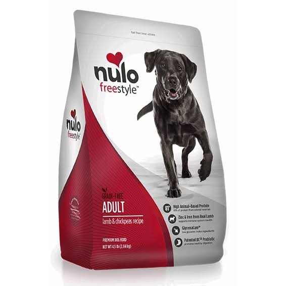 Nulo Adult Dog Food - Lamb & Chicken Recipe