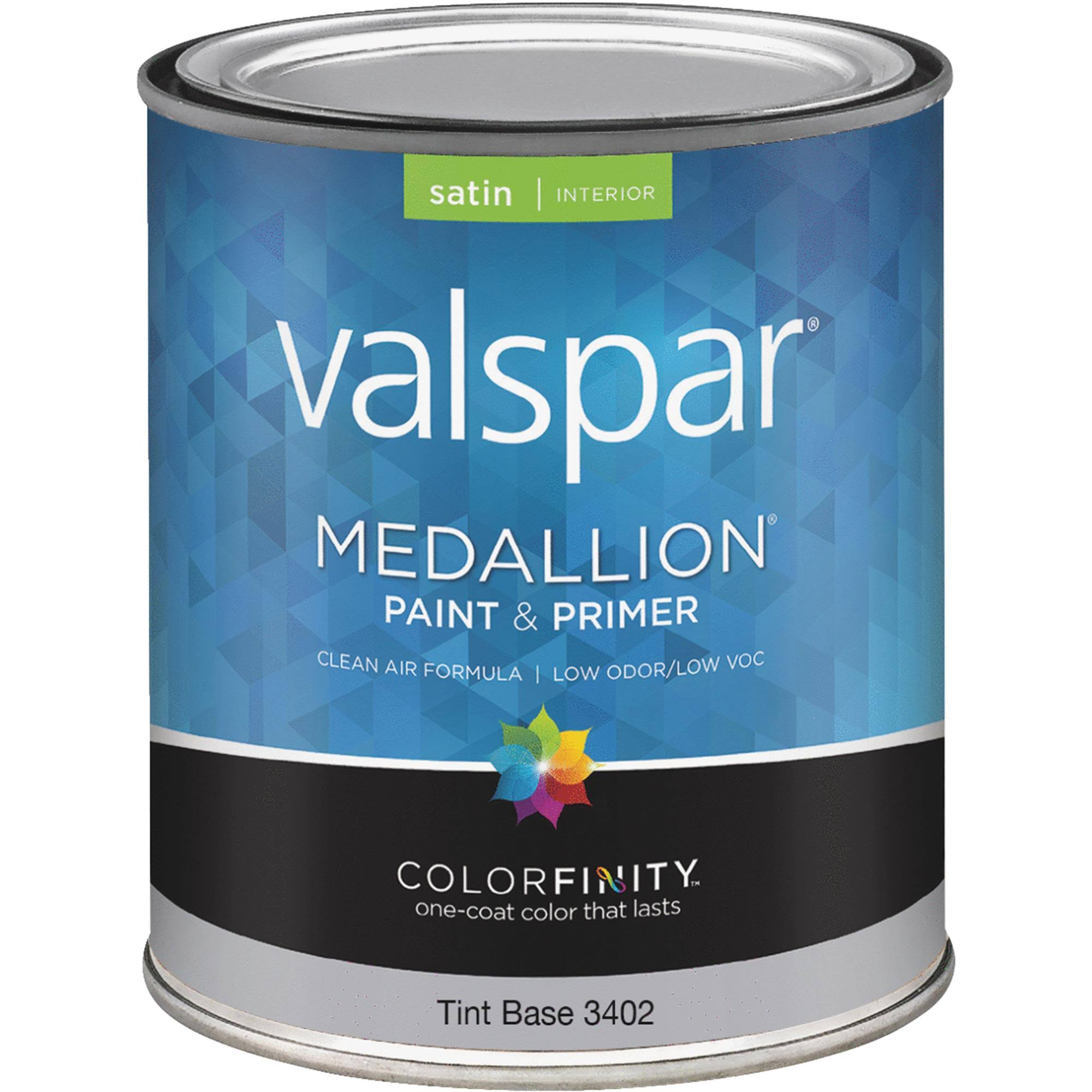 Valspar Medallion Interior Satin Paint