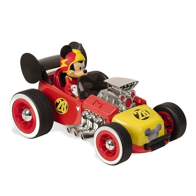 Disney Mickey Mouse Roadster Racers Remote Control Car