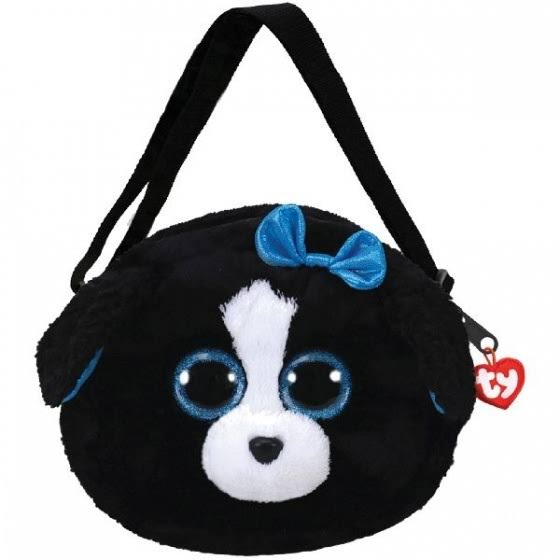 Ty | Tracey Dog-Gear Plush Purse