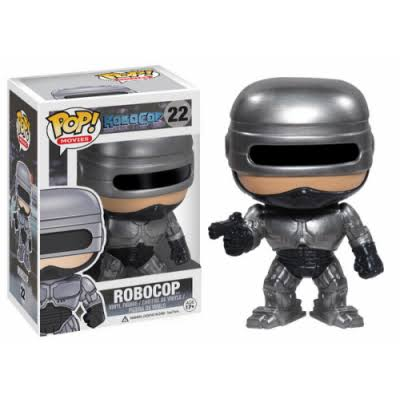 Funko Pop! Movies: Robocop Vinyl Figure