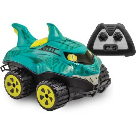 Kid Galaxy 2.4 GHz Mega Morphibian Shark Remote Control Vehicle