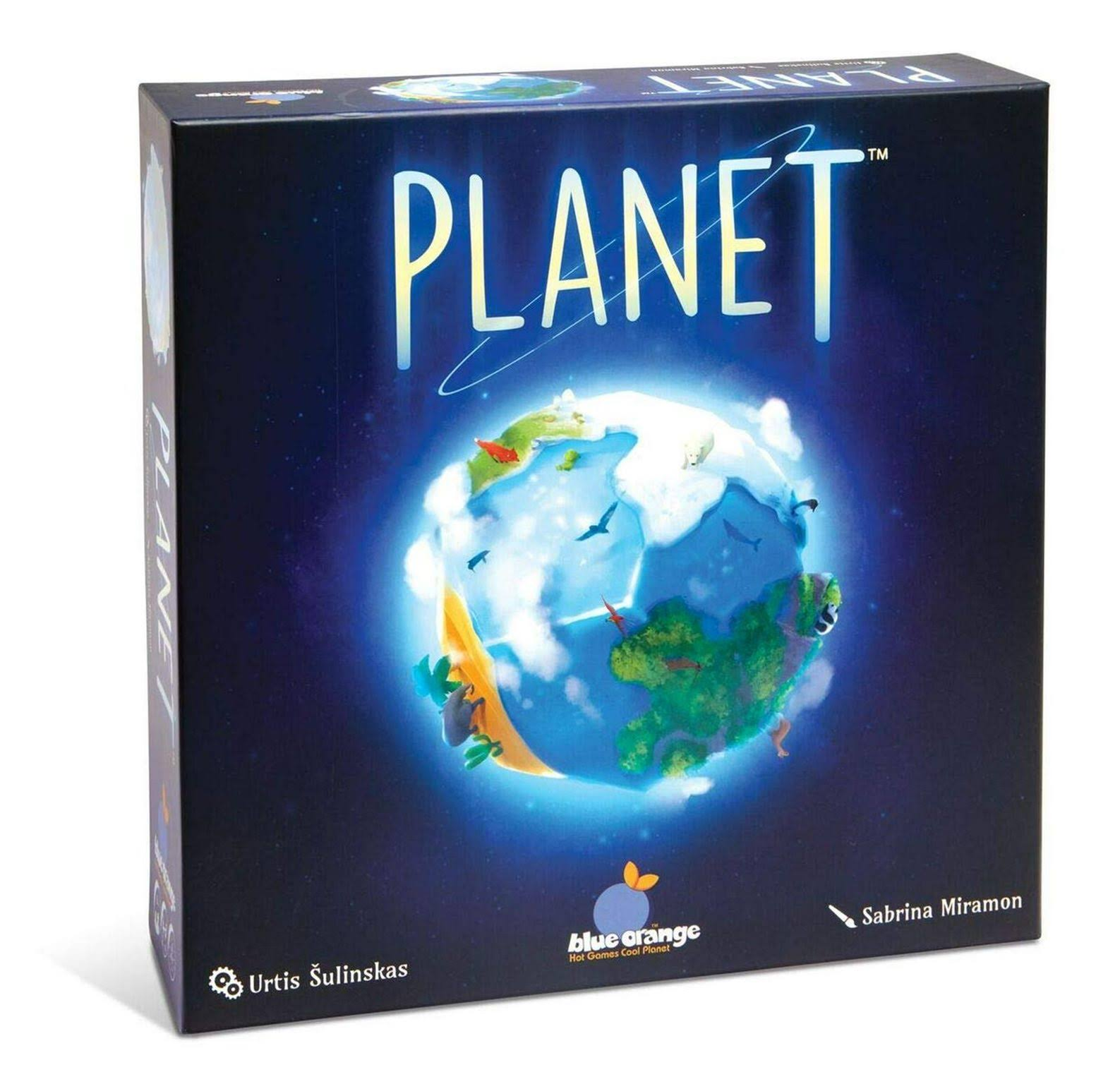 Blue Orange Games Planet Game