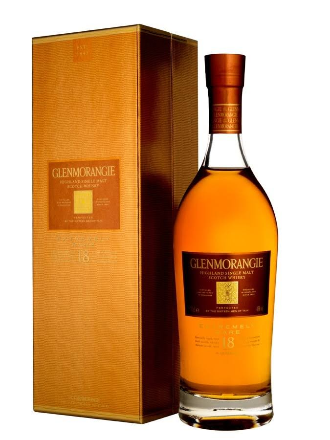 Glenmorangie Single Malt Scotch Whisky - 70cl