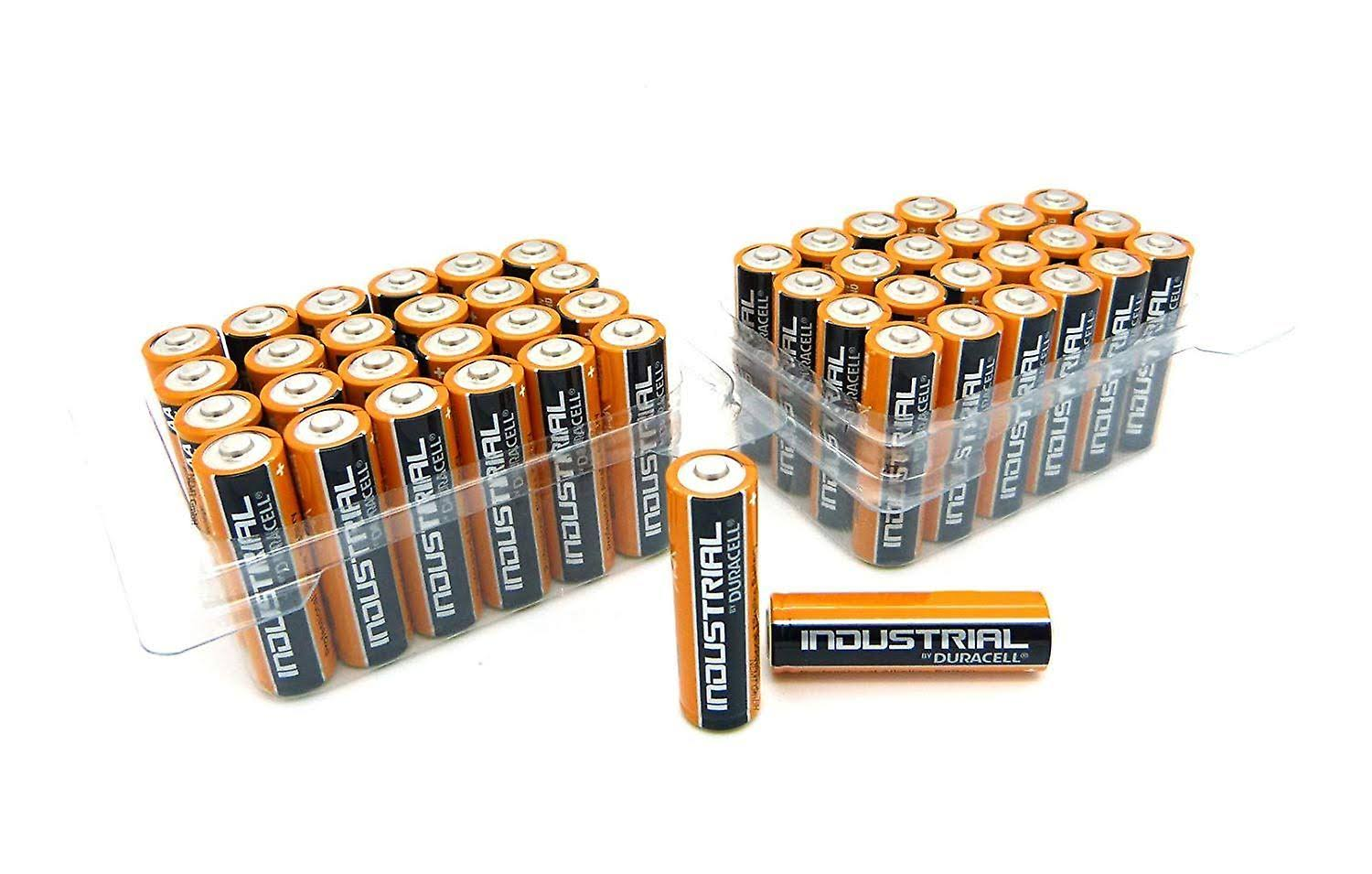 Duracell AA Batteries Tub 24