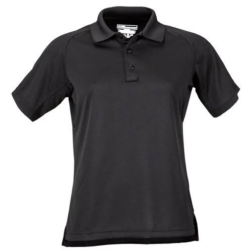 5.11 Women's Performance Polo Shirt - Black, Small