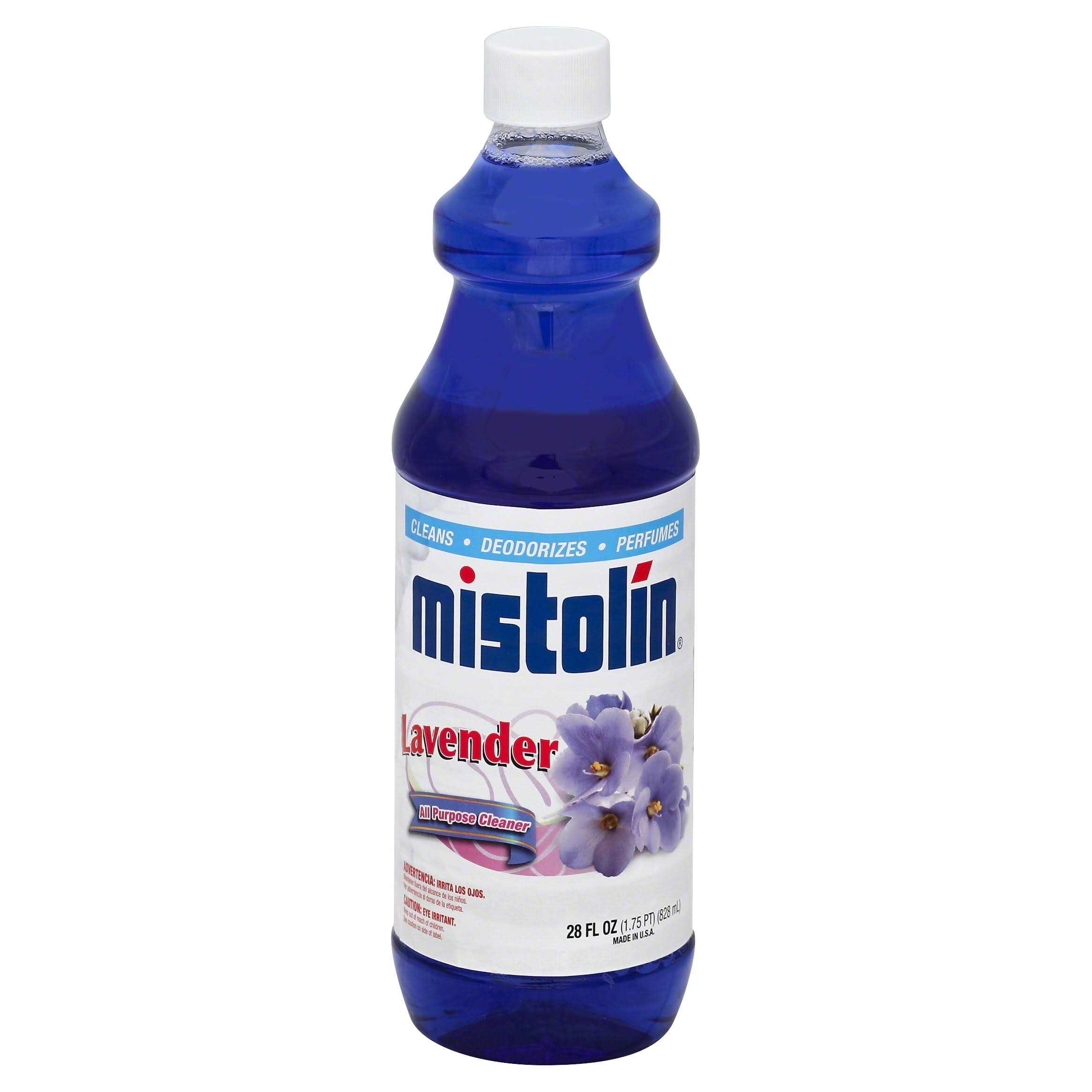 Mistolin All-Purpose Cleaner - Lavender, 28oz