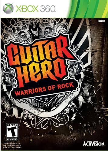 Guitar Hero: Warriors of Rock - Xbox 360