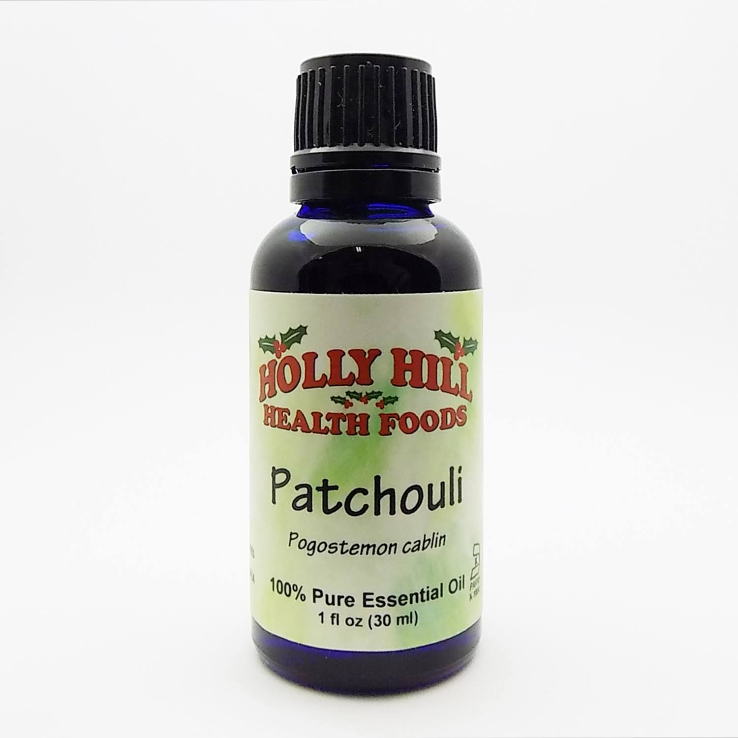 American Supplements Patchouli Pure Essential Oil - 1 oz