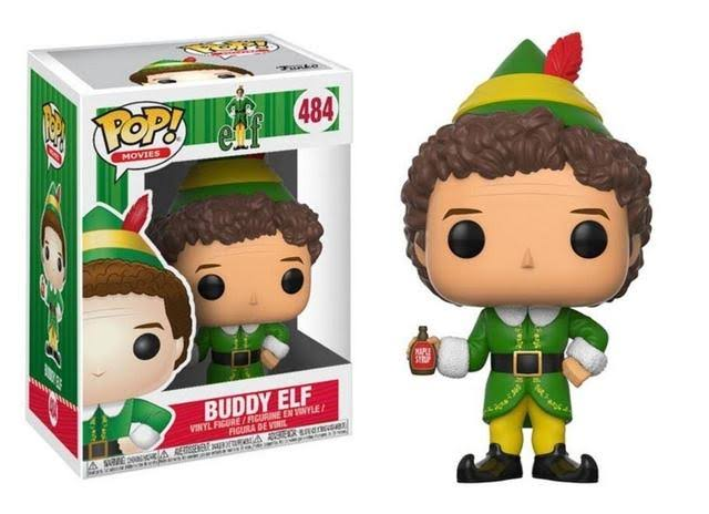 Funko Pop Movies Elf Figures - Buddy Elf