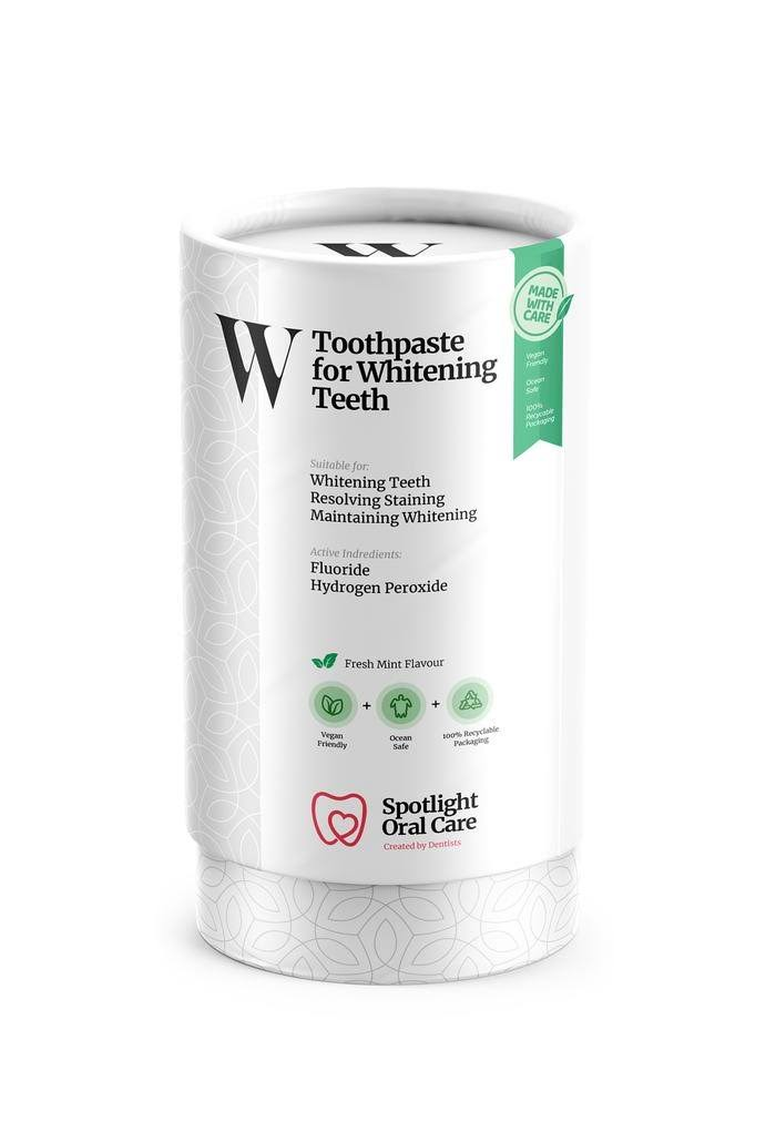Spotlight Oral Care for Whitening Teeth Toothpaste - Fresh Mint Flavour, 100ml