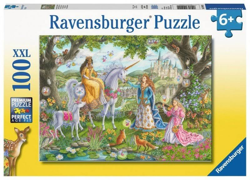 Ravensburger Princess Party Jigsaw Puzzle - 100pcs