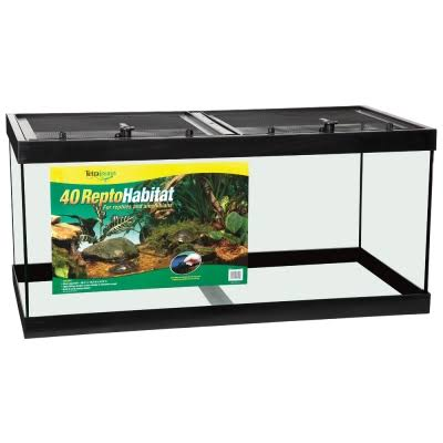 Tetra Usa STS26922 Reptile Enclosure - 40-Gallon
