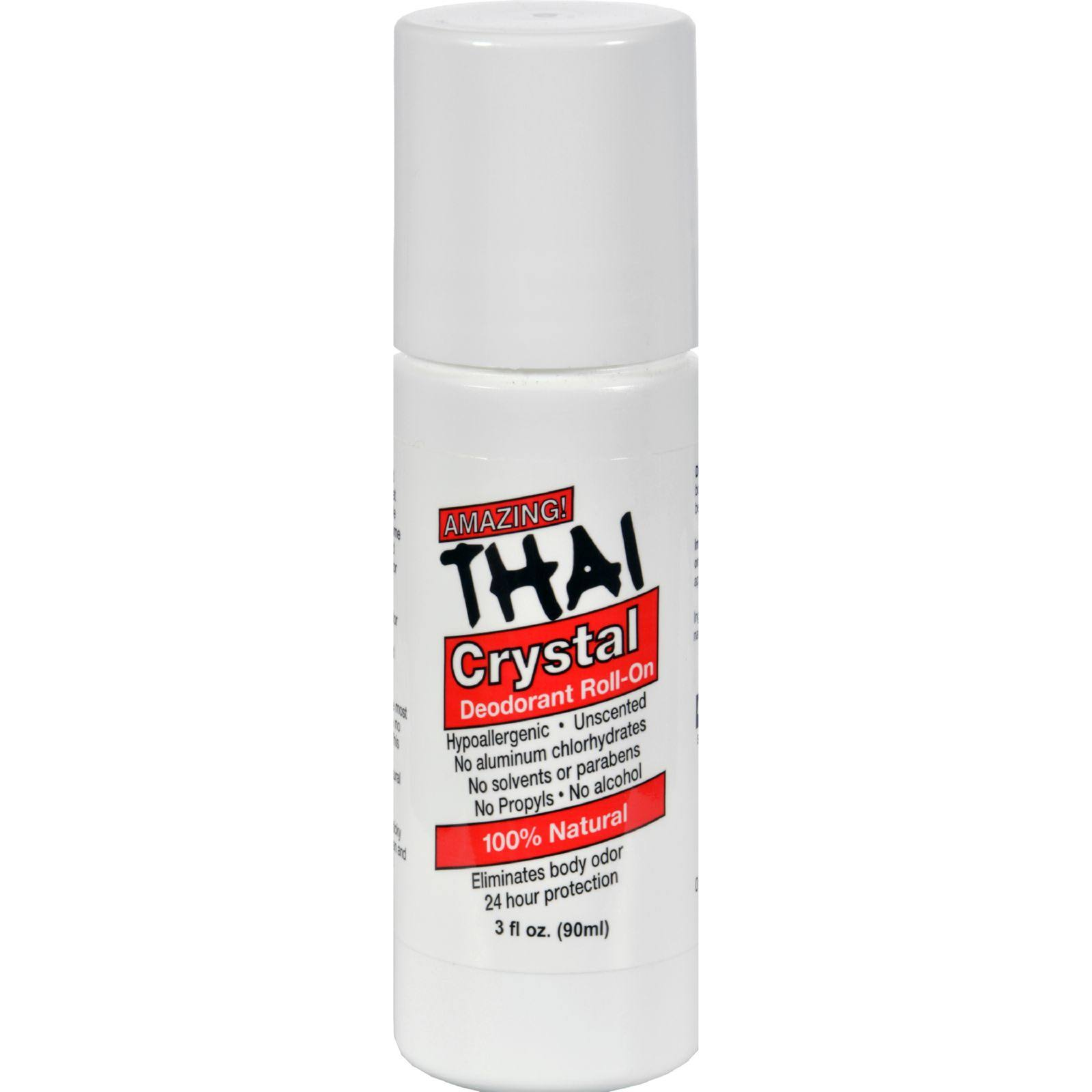 Thai Crystal Deodorants Crystal Mist Roll-On Deodorant