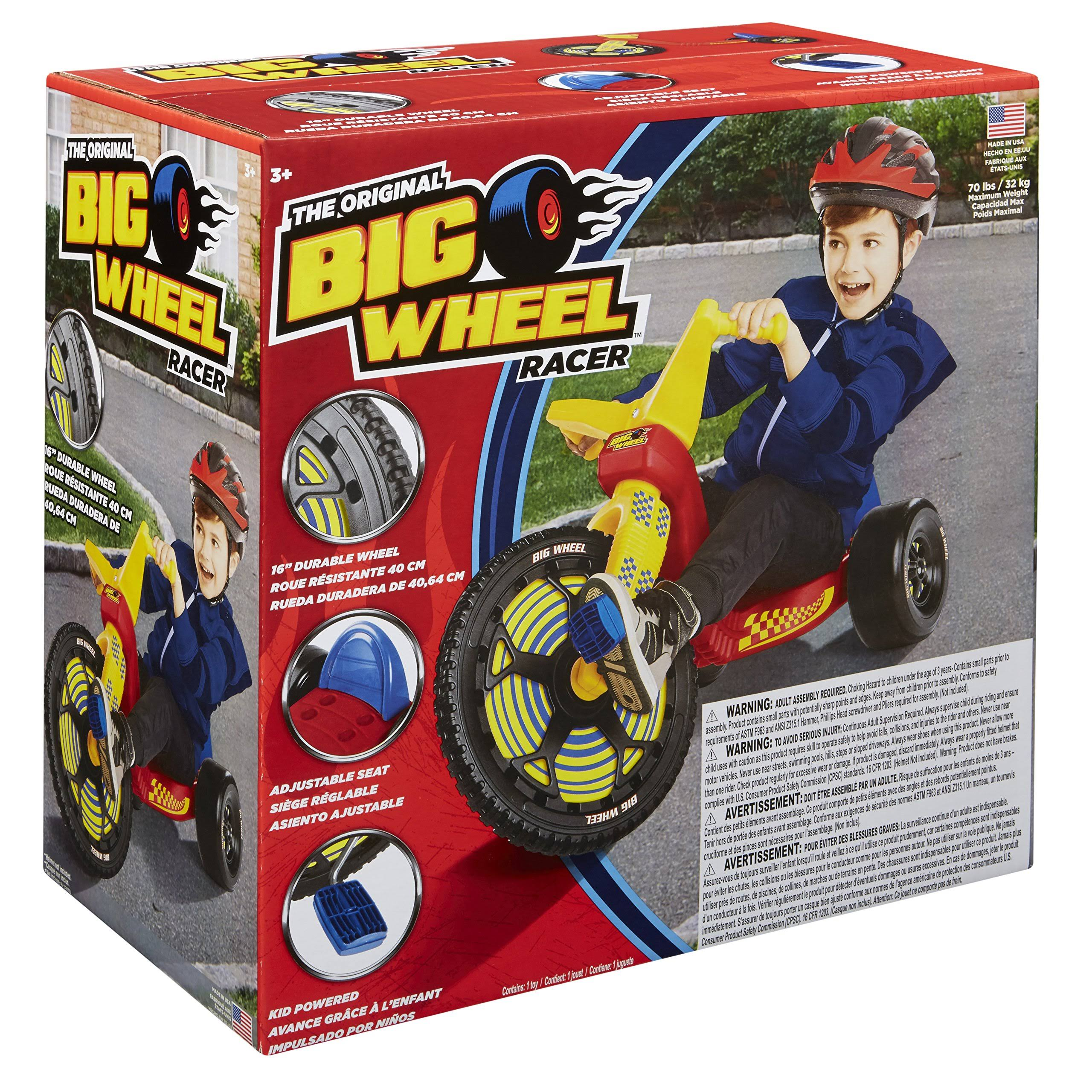 "The Original Big Wheel - 16"" Racer Classic"