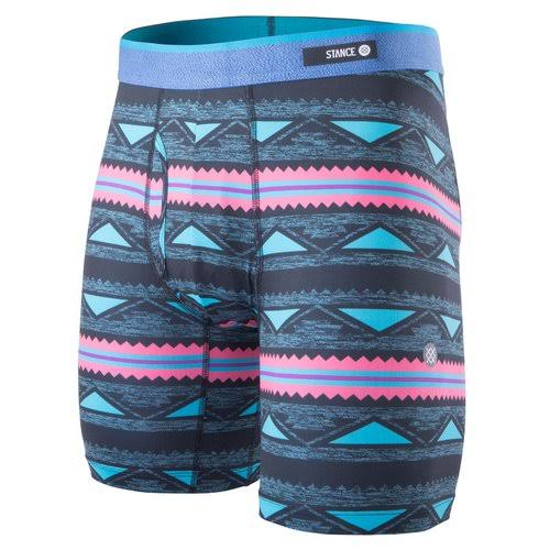 Stance Neo Tec Bb Boxer Shorts - Black, Large