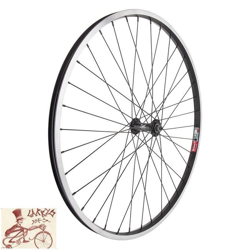 "Wheel Master Wei 519 BOLTED 27.5"" Alloy Black Front Wheel"