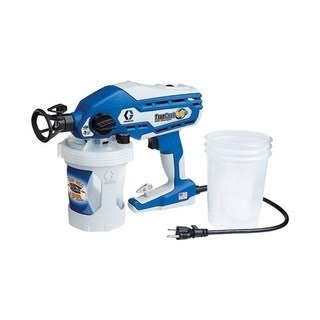 Graco TrueCoat 360ds Electric Airless Paint Sprayer