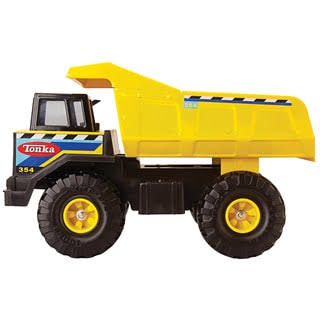 Tonka Vintage Steel Mighty Dump Truck Toy