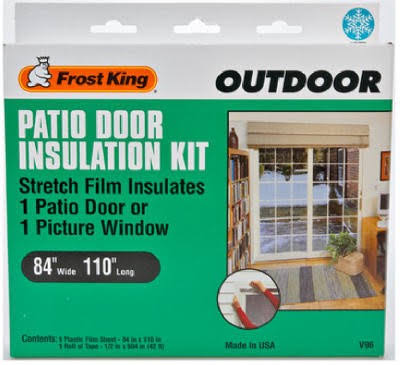Frost King V96H Stretch Window Kit