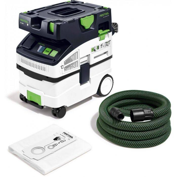 Festool 574837 Ct Midi Hepa Bluetooth Dust Extractor