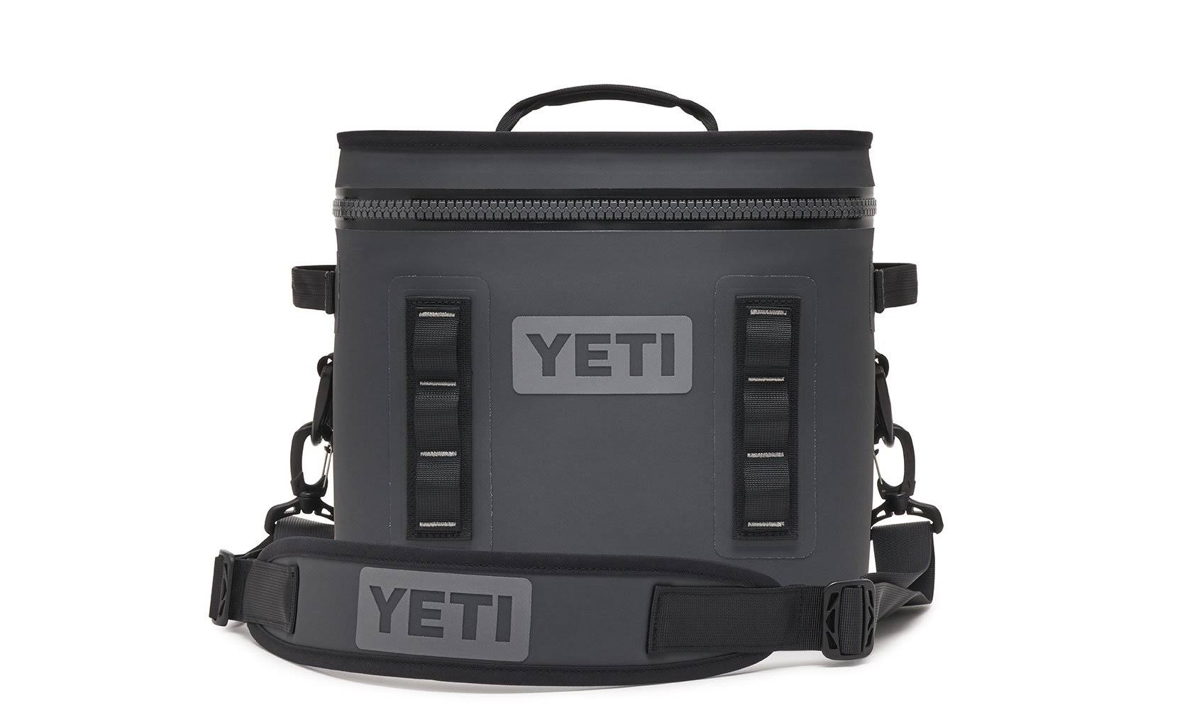 Yeti Charcoal Hopper Flip 12 Cooler