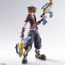 Halloween Town Keyblade Kh2 by Kingdom Hearts 3 Sora Play Arts Kai Releasing January 30 News