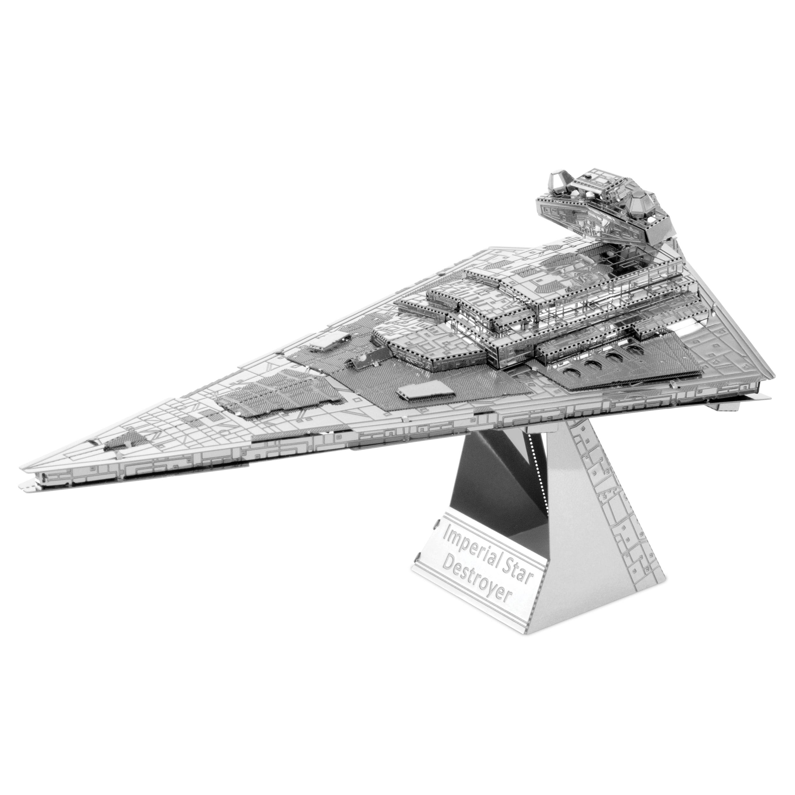 Metal Earth Star Wars Imperial Star Destroyer Kit