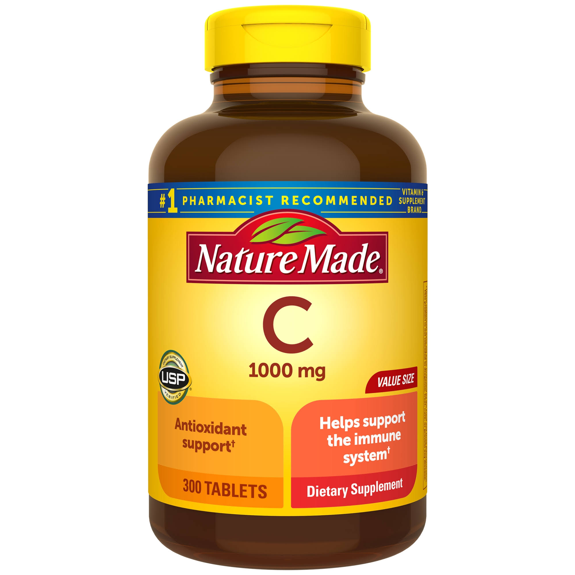 Nature Made Vitamin C - 1000mg, 300ct