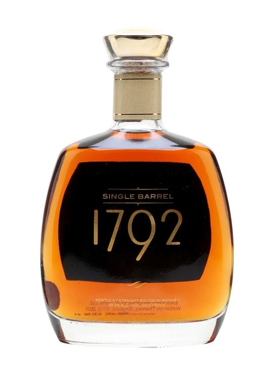 1792 Single Barrel Bourbon 750 ml