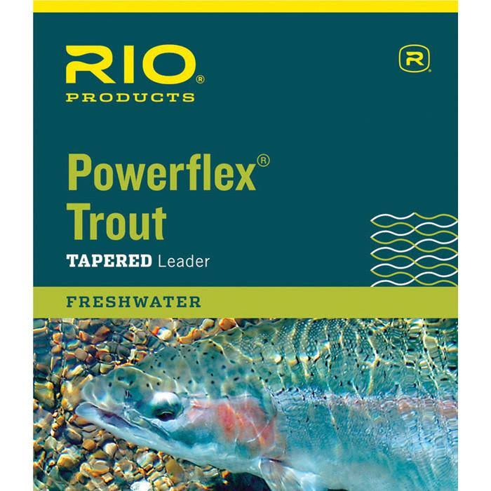 Rio Powerflex Trout Leader - 7 1/2'
