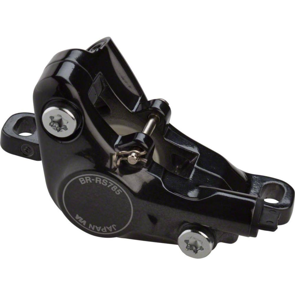 Shimano Rs785 Hydraulic Disc Brake Caliper - with Resin Pads Front or Rear, Black