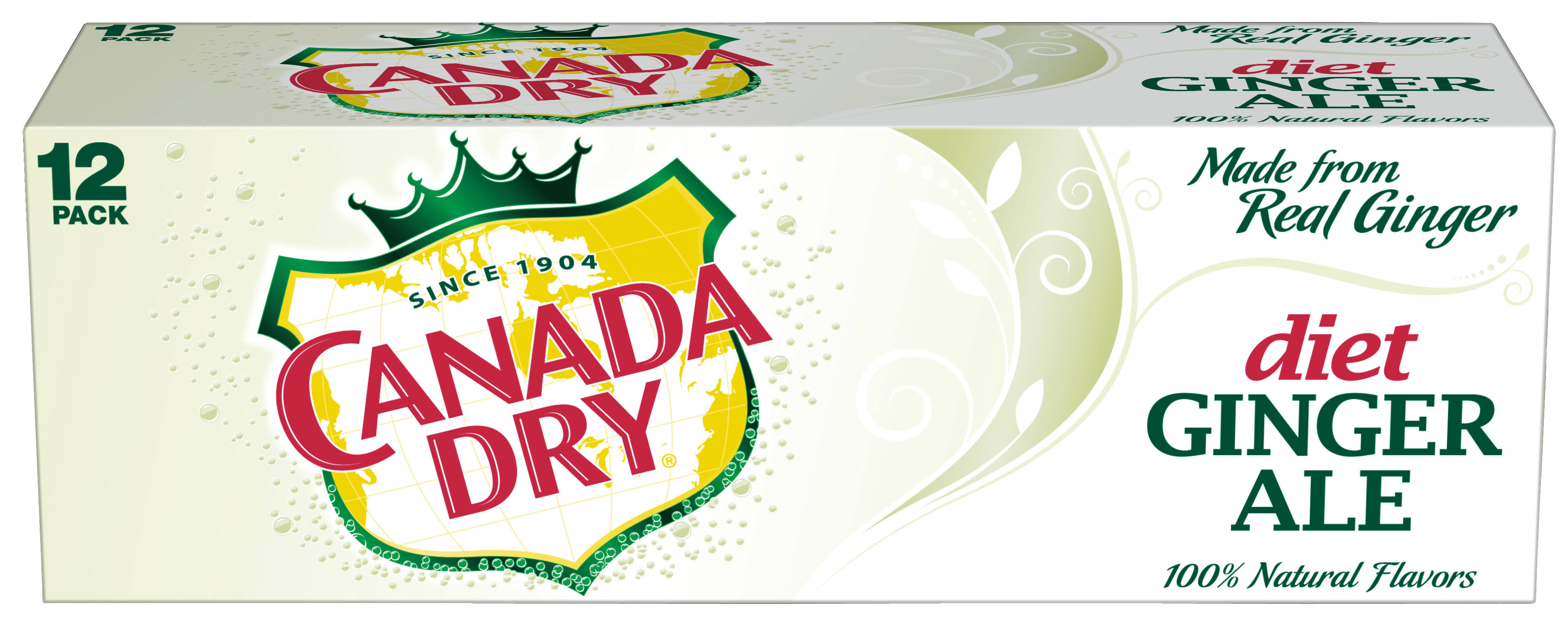 Canada Dry Diet Caffeine Free Ginger Ale
