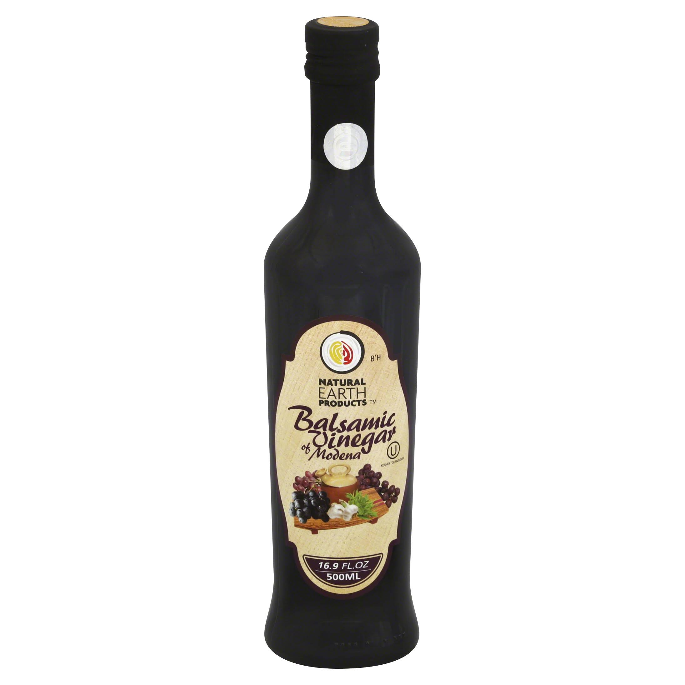 Natural Earth Products Vinegar, Balsamic, of Modena - 16.9 fl oz