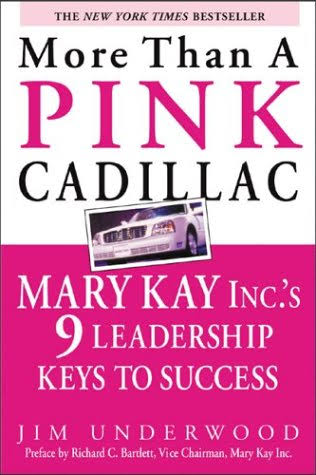 More Than a Pink Cadillac [Book]