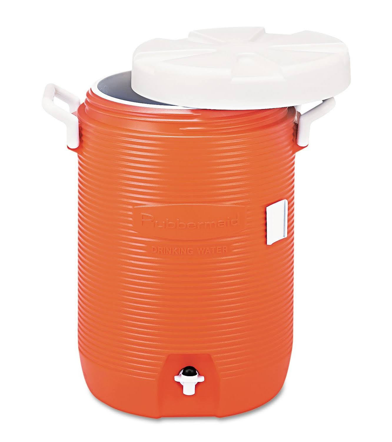 Rubbermaid Home Products 1840999 Water Coolers - Orange, 5gal