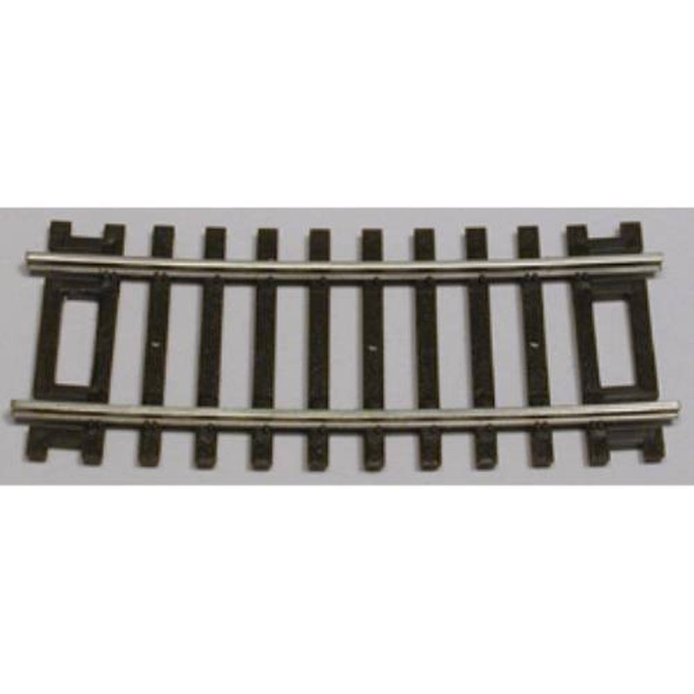 "Atlas HO Code 83 Radius Track Train Toy - 537 Nickel Silver Rail Brown, 1/3"" to 22"""