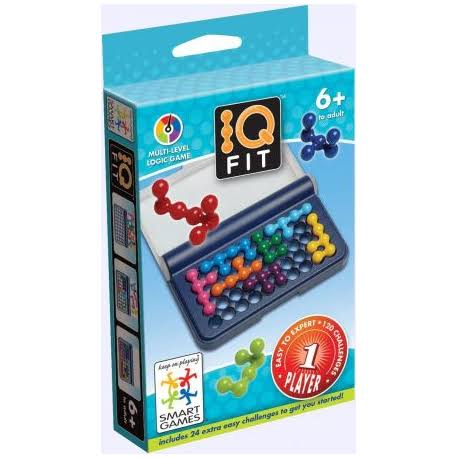Smart Games IQ Fit Board Game