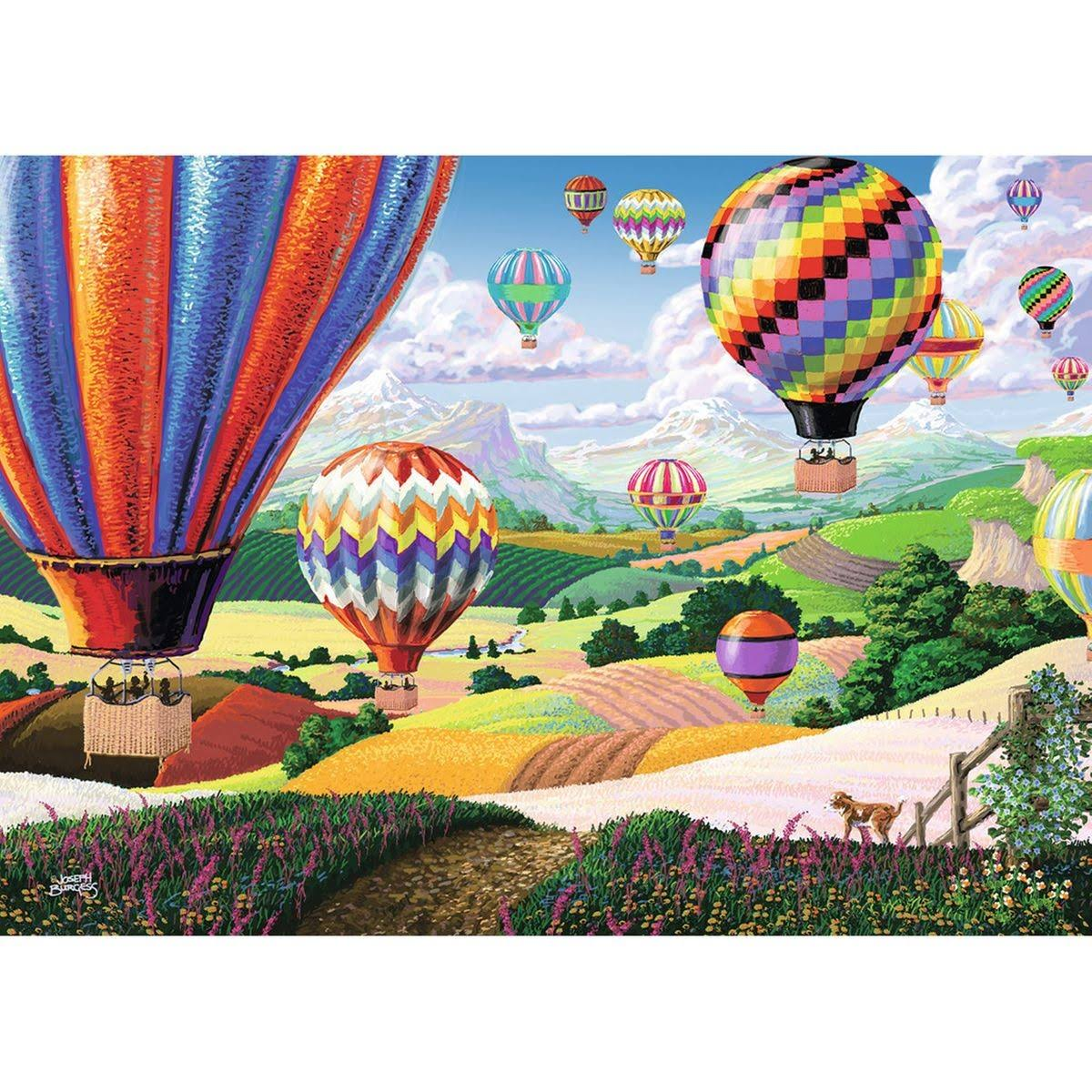 Ravensburger Brilliant Balloons Jigsaw Puzzle - 500 Pieces